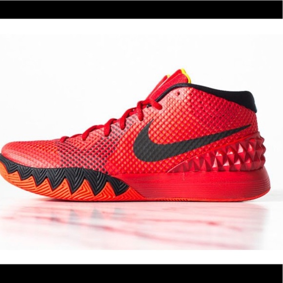kyrie 1 deceptive red